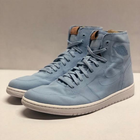 info for 6e341 5761f Nike Air Jordan 1 Retro High Decon Ice Blue sz 11 NWT